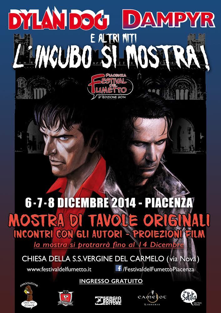 Festival del Fumetto di Piacenza 2014