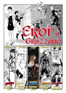 Portfolio cartellina 5 stampe A4 – EROI(ne) A GRAZZANO 2015