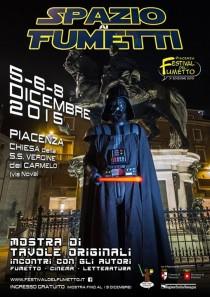 FESTIVAL DEL FUMETTO 2015 –  STAMPA A3 (locandina fotografica)