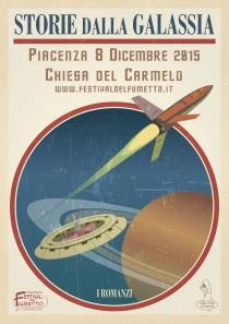 FESTIVAL DEL FUMETTO 2015 –  STAMPA A3 (Storie dalla Galassia Piacenza)