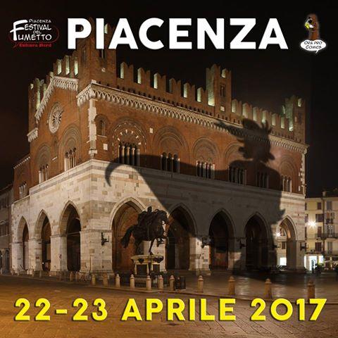 torna il Festival del Fumetto di Piacenza!