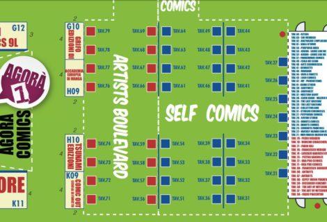 Ora Pro Comics a Cartoomics 2017