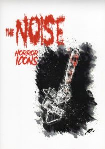 Portfolio cartellina 5 stampe – THE NOISE – Horror Icons