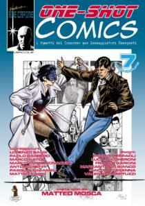 One Shot n.2, raccolta di 7 fumetti inediti