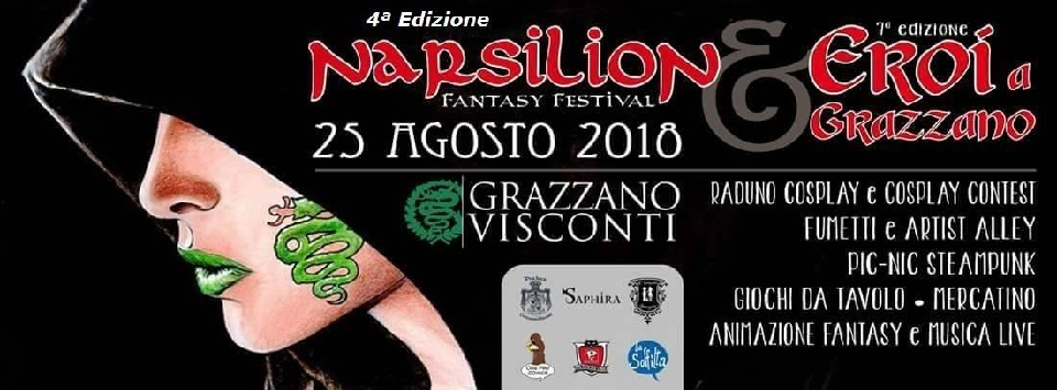 Eroi a Grazzano – Narsilion 2018
