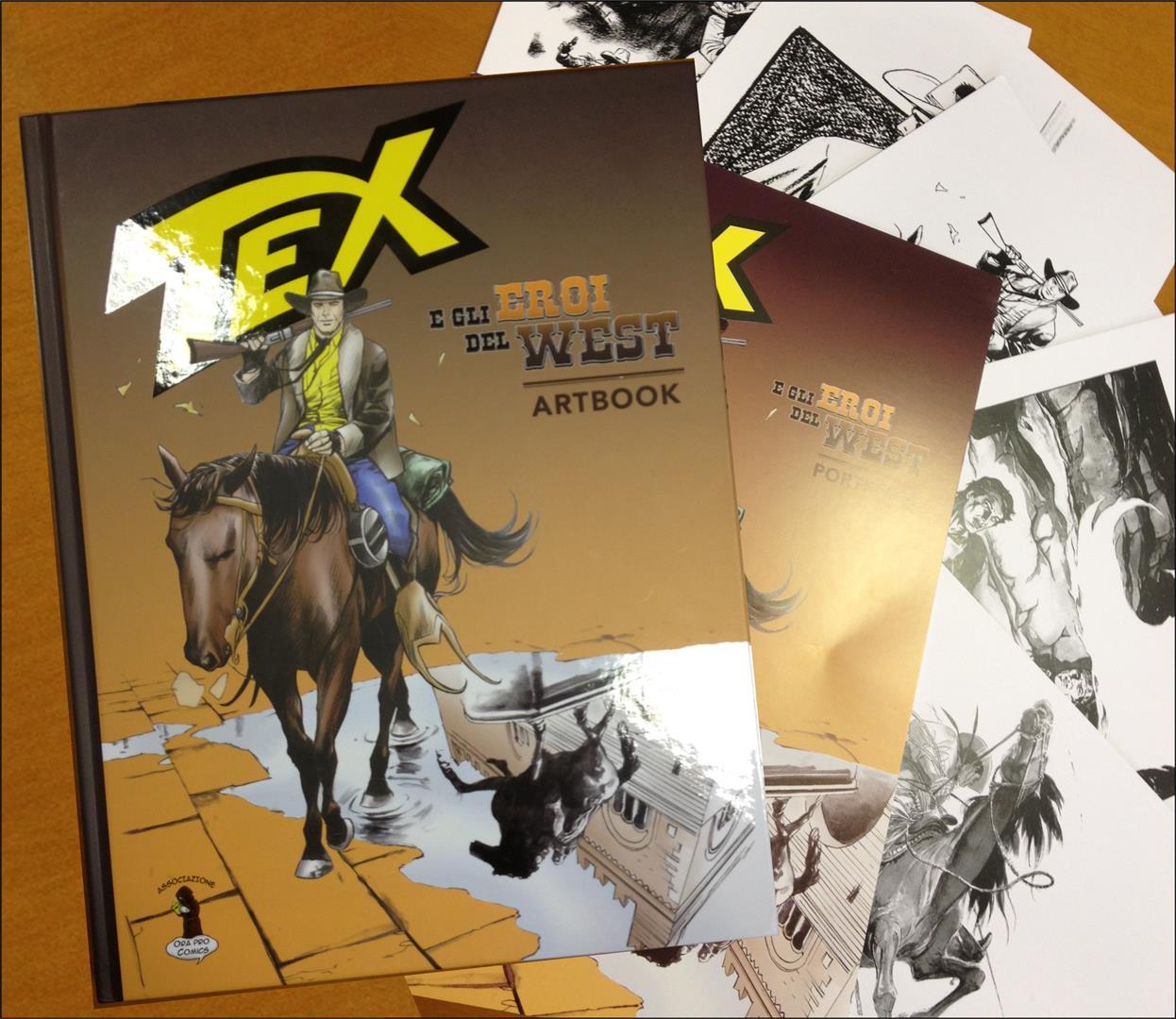 Artbook TEX