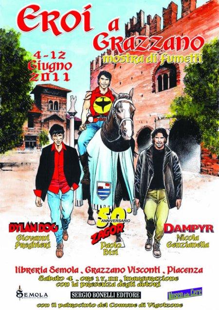 Eroi a Grazzano 2011 locandina