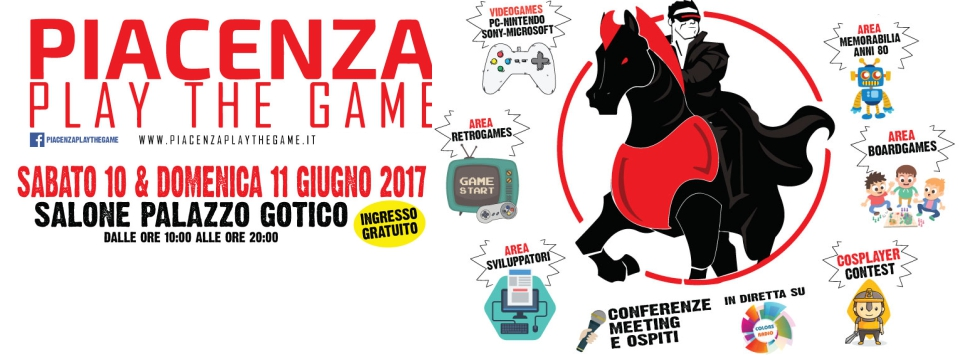 Piacenza Play The Game!