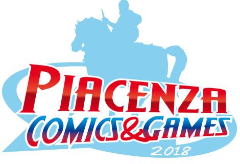 Piacenza Comics & Games 2018