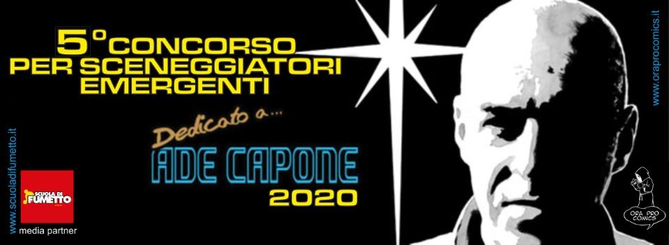 Concorso Ade Capone 2020